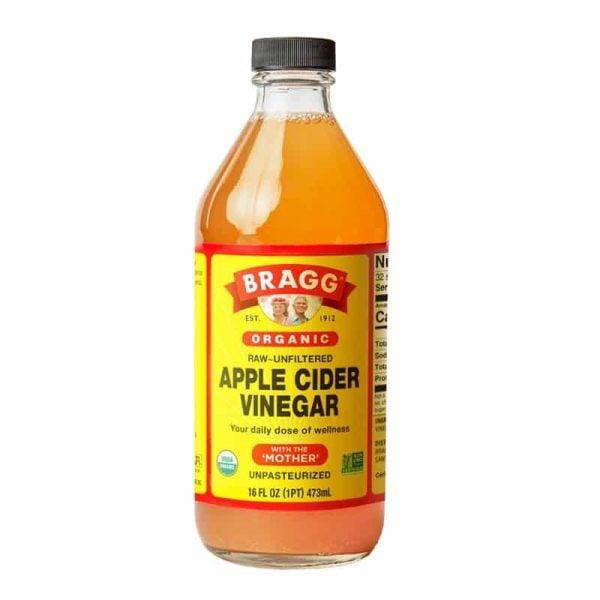 Organic Apple Cider Vinegar 473ml, Anadea