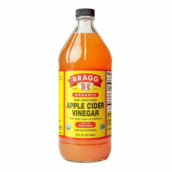 Organic Apple Cider Vinegar 946ml, Anadea