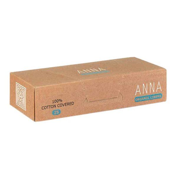 Organic Liners 25's, Anadea