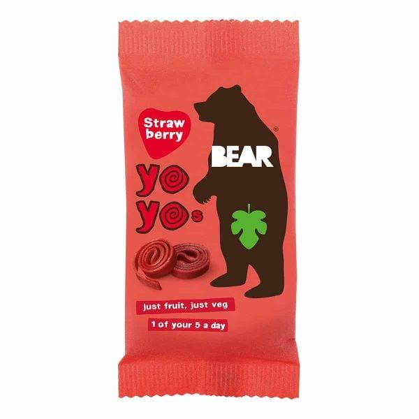 Bear Yoyo Raspberry, Anadea