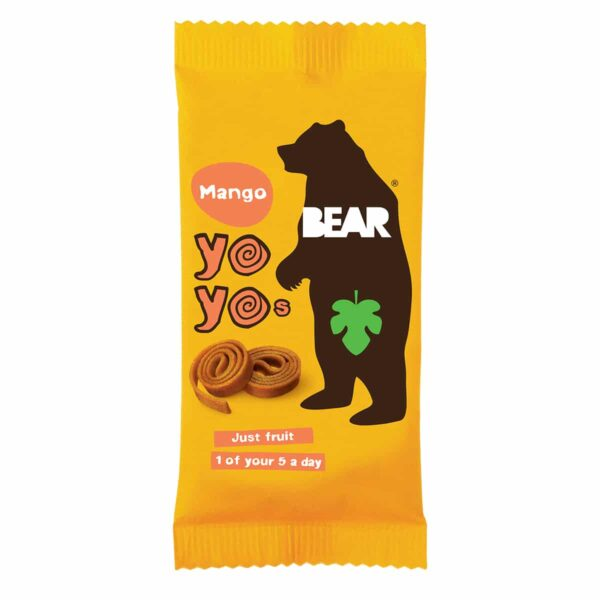 Bear Yoyo Mango, Anadea