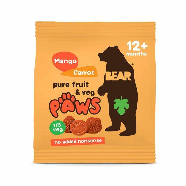 Bear Paws Mango Carrot, Anadea