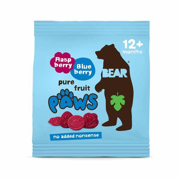 Bear Paws Raspberry Blueberry, Anadea