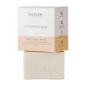 Be.Bare Life Tame That Mane Shampoo Bar 1