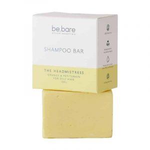 Be.Bare Life The Headmistress Shampoo Bar 1