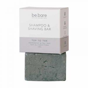 Be.Bare Life Top To Toe Shampoo Shaving Bar 1