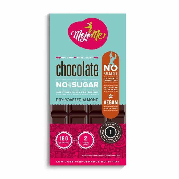 MojoMe™ Dark Chocolate Dry Roasted Almond, Anadea