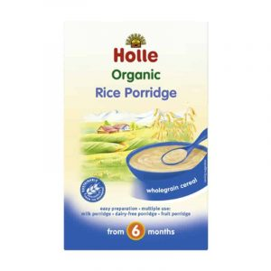 Holle rice 6 months