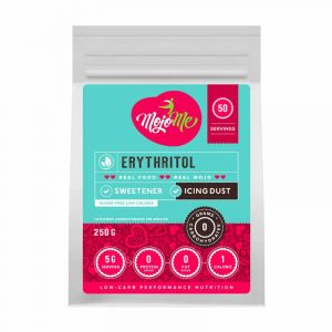 MojoMe Erythritol Icing Dust 250g scaled png