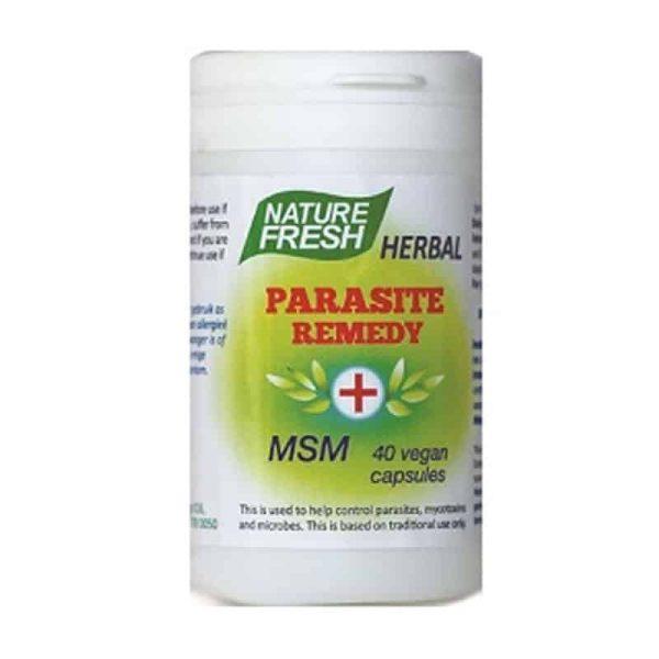 Parasite Remedy Capsules, Anadea
