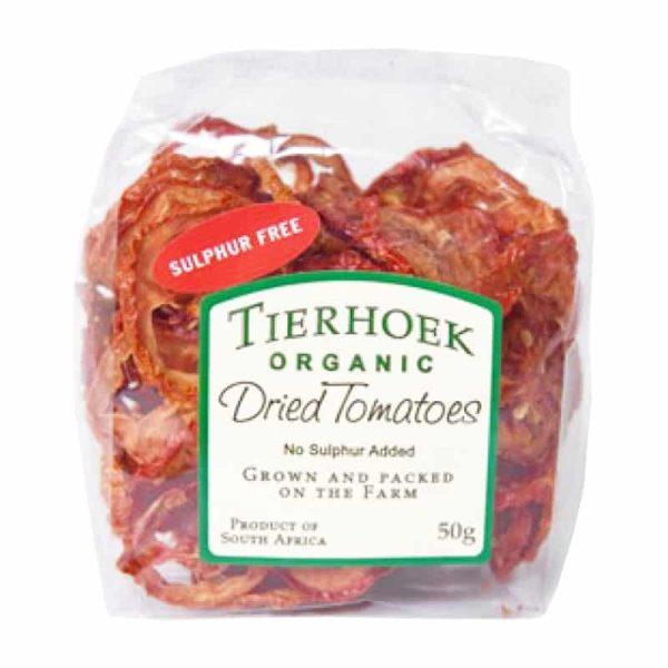 Organic Dried Tomatoes, Anadea