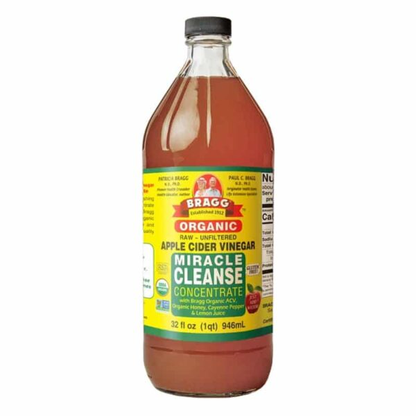 Bragg Organic ACV Miracle Cleanse Concentrate, Anadea