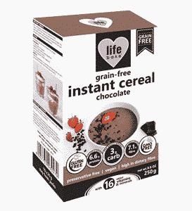 Grain-Free Instant Cereal Chocolate, Anadea