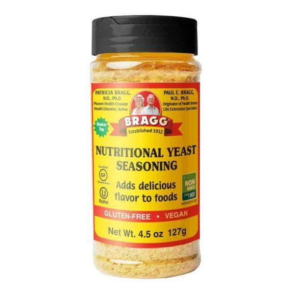 Bragg Organic Premium Nutritional Yeast, Anadea