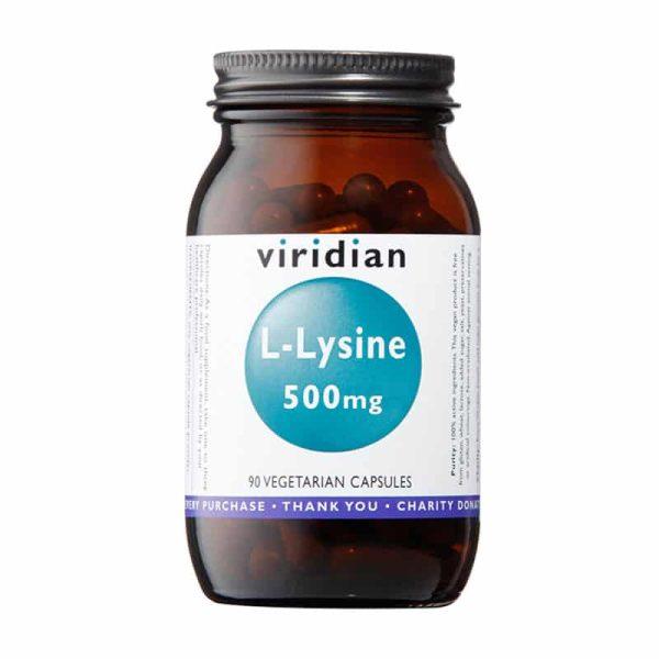 L-Lysine 500mg 90's, Anadea
