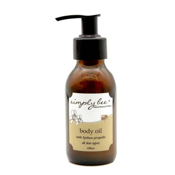 Body Oil w Fynbos Propolis, Anadea