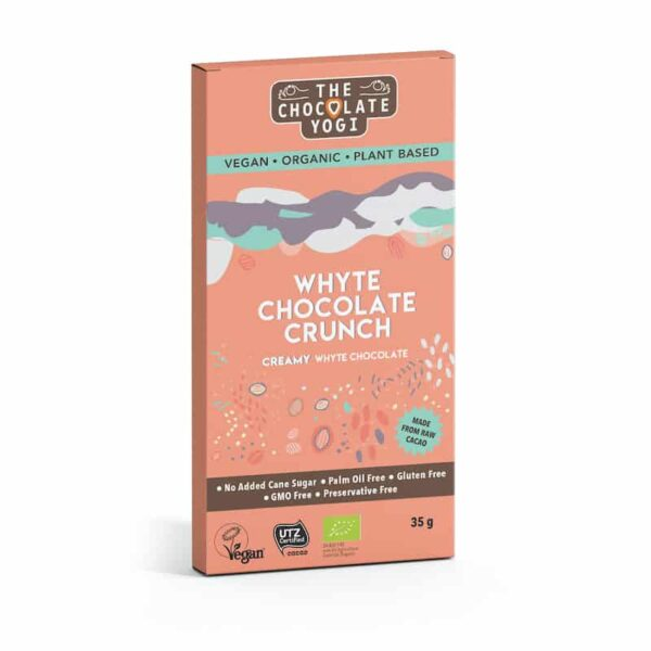 Yogi Bar Whyte Chocolate Crunch, Anadea
