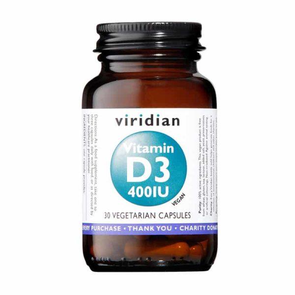 Vitamin D3 400iu, Anadea