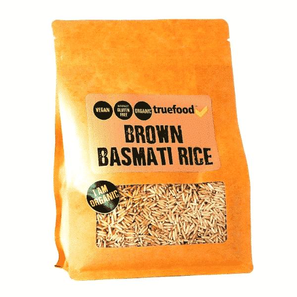 Organic Basmati Brown Rice, Anadea