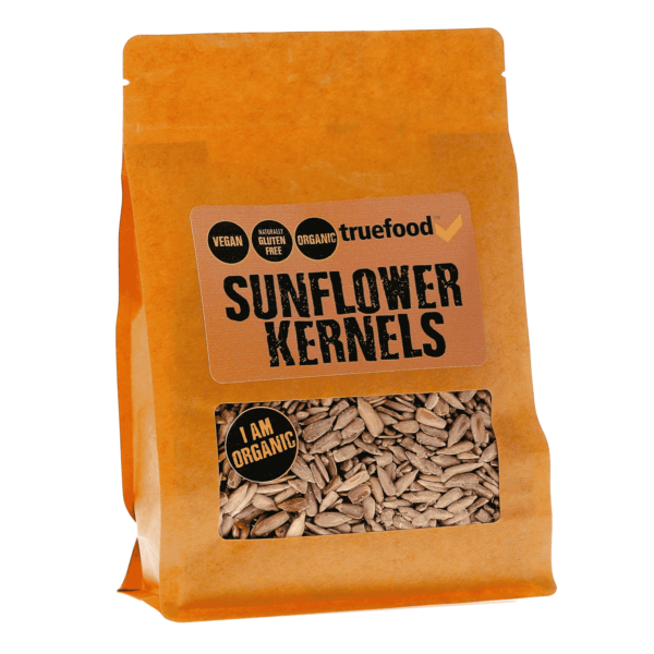 Organic Sunflower Kernels, Anadea