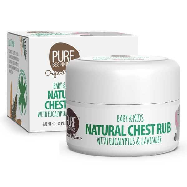 Natural Chest Rub, Anadea