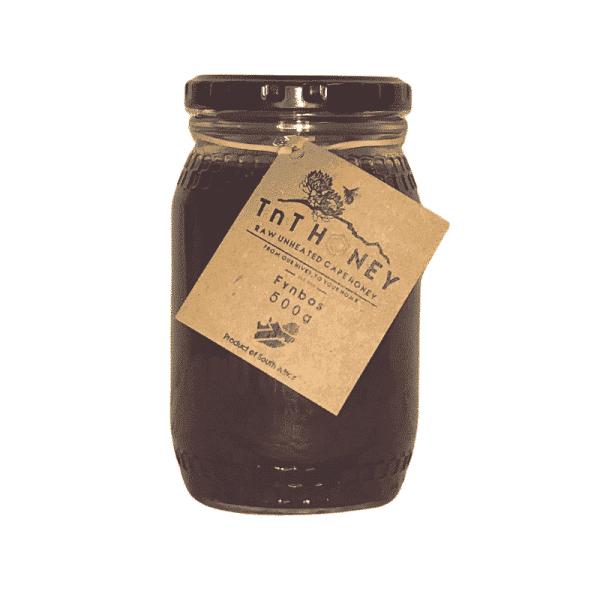 Fynbos Honey Raw Unfiltered, Anadea