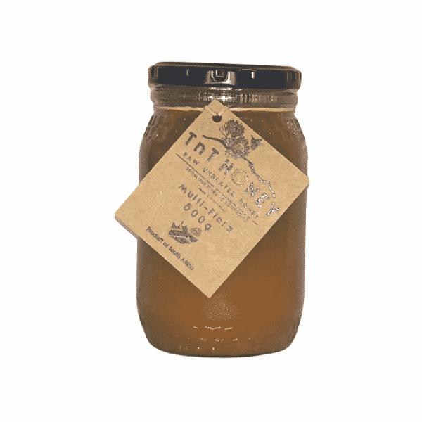 Creamed Eucalyptus Honey Raw Unfiltered, Anadea