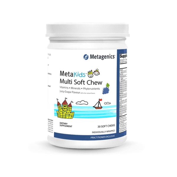MetaKids Multi Soft Chews 30s, Anadea