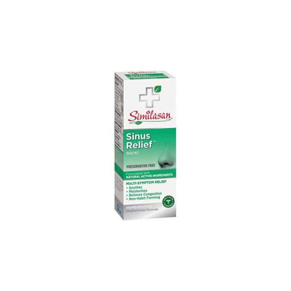 Sinus Relief Nasal Spray, Anadea