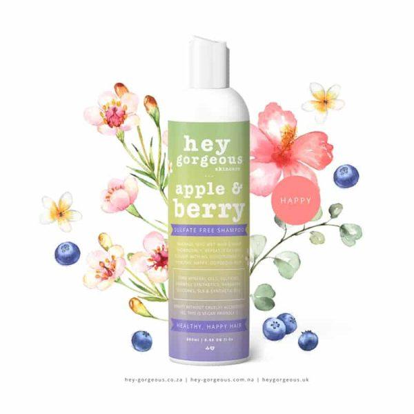Apple & Berry Shampoo, Anadea