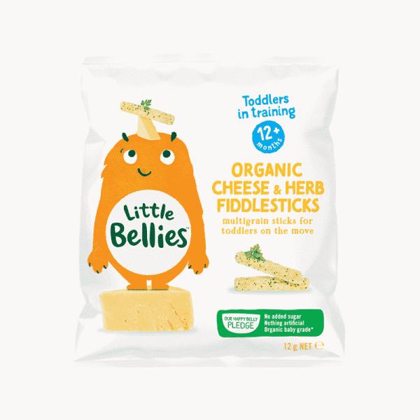 Organic Cheese & Herb Fiddlesticks, Anadea