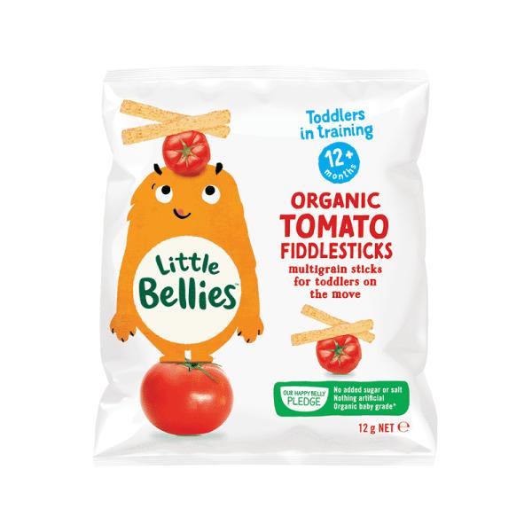 Little Bellies Organic Tomato Fiddlesticks, Anadea