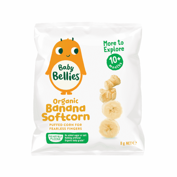 Organic Banana Soft Corn, Anadea
