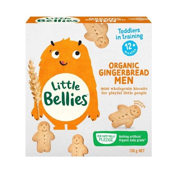 Little Bellies Mini Gingerbread Men, Anadea