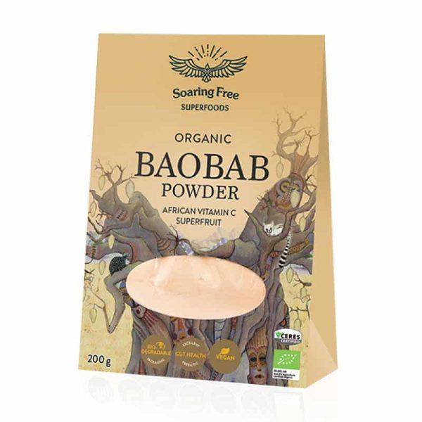 Baobab Powder Organic, Anadea