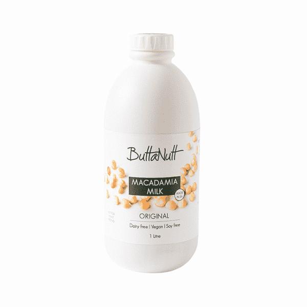 ButtaNutt Macadamia Milk, Anadea
