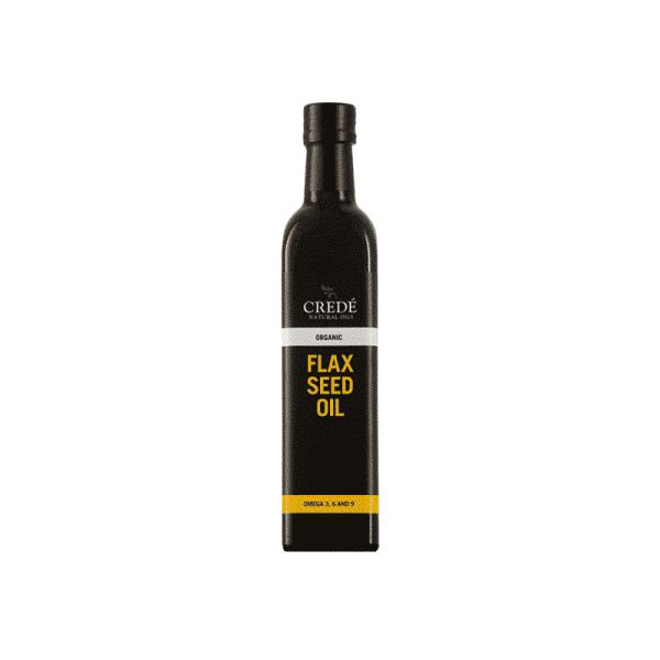 Organic Flax Seed Oil, Anadea