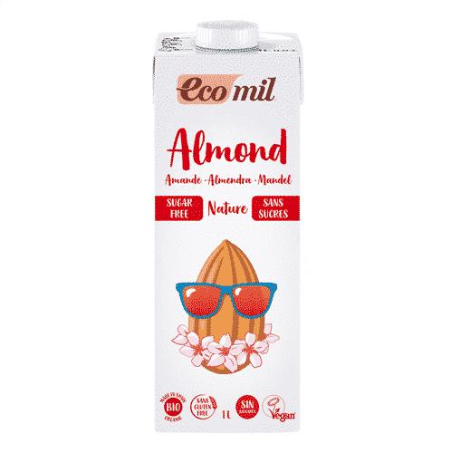 Organic Almond Milk Sugar Free, Anadea