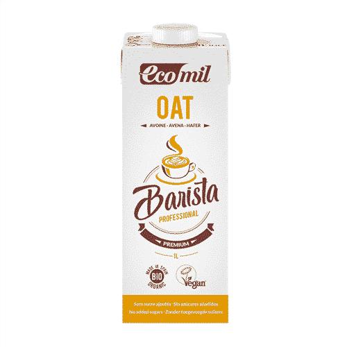 Organic Barista Oat Milk Sugar Free, Anadea