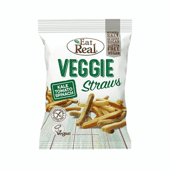 Eat Real Veggie Straws, Anadea