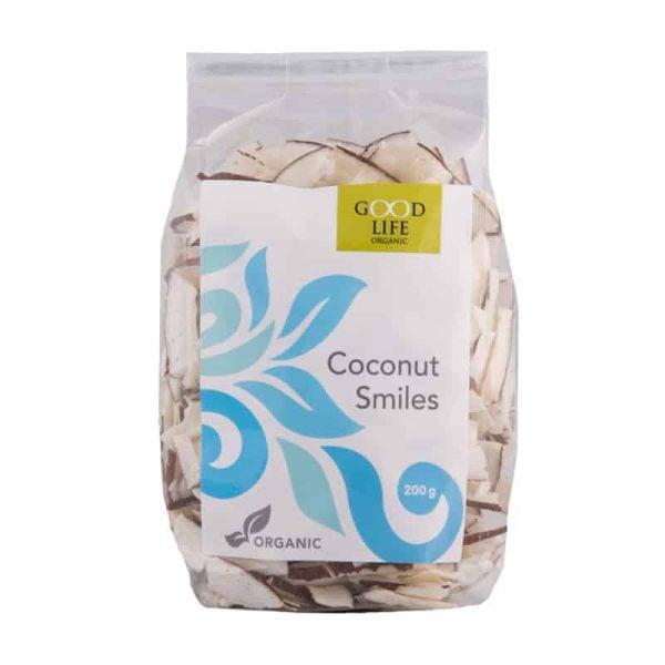 Coconut Smiles, Anadea