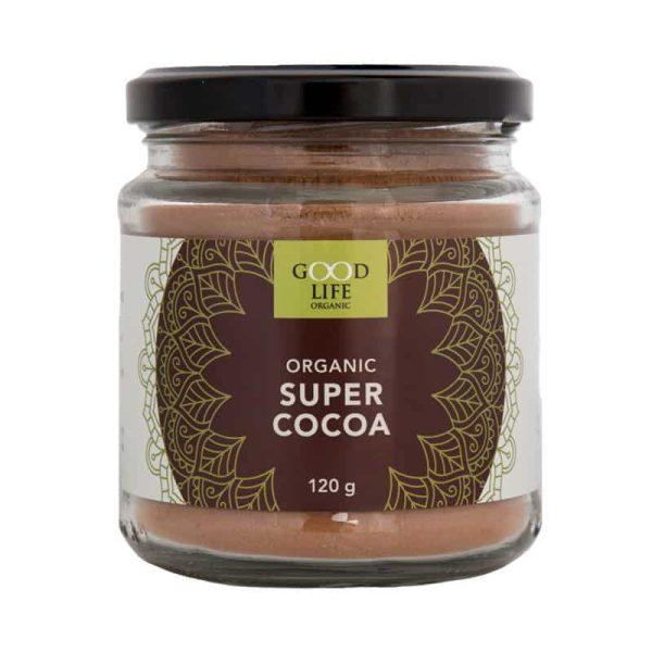 Super Cocoa, Anadea