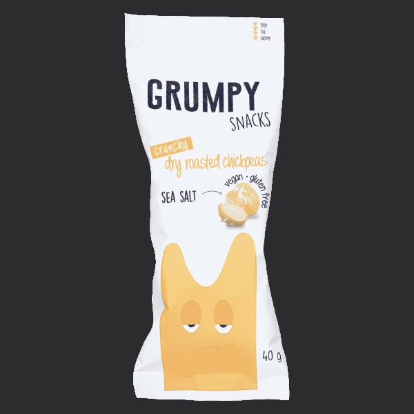 Grumpy Snacks Salted, Anadea