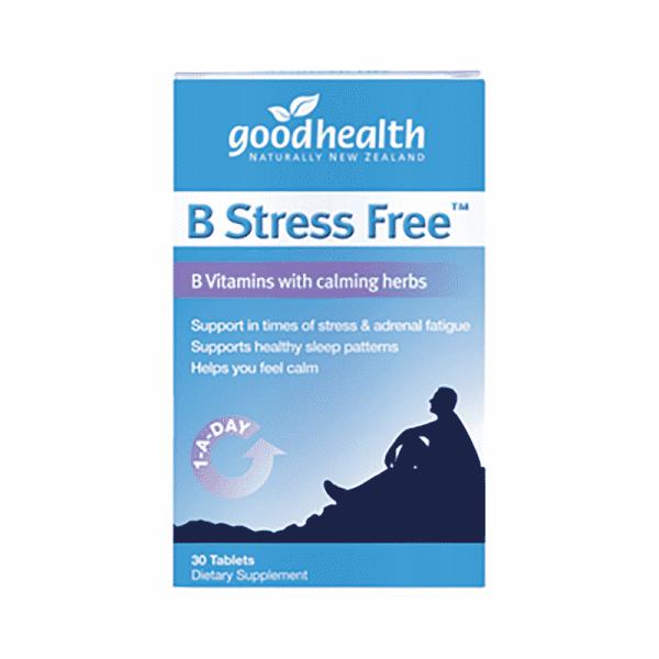 B Stress Free tablets, Anadea