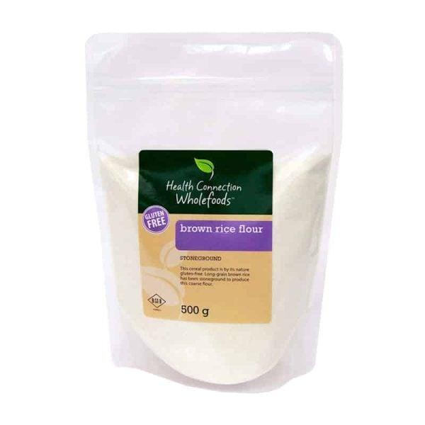 Brown Rice Flour Stoneground, Anadea