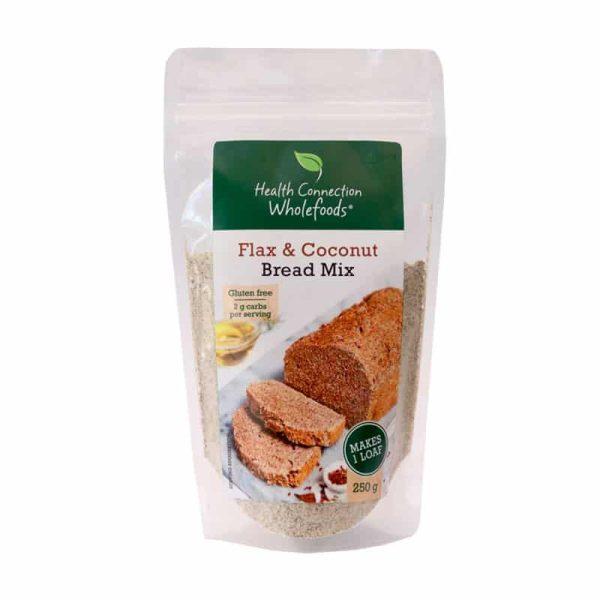 Flax & Coconut Bread Premix, Anadea