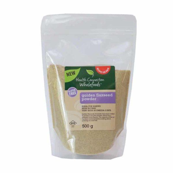 Golden Flaxseed Powder, Anadea