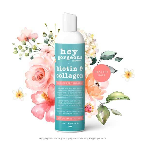 Biotin & Collagen Shampoo, Anadea