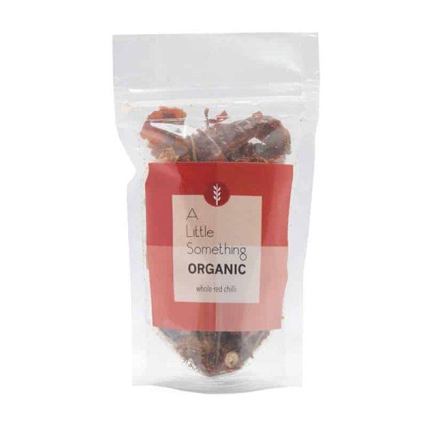Organic Whole Red Chilli, Anadea