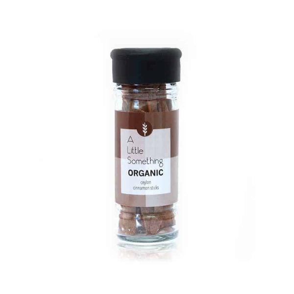 Organic Cinnamon Sticks FlipTop, Anadea